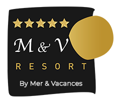 Logo CAMPING M&V RESORT